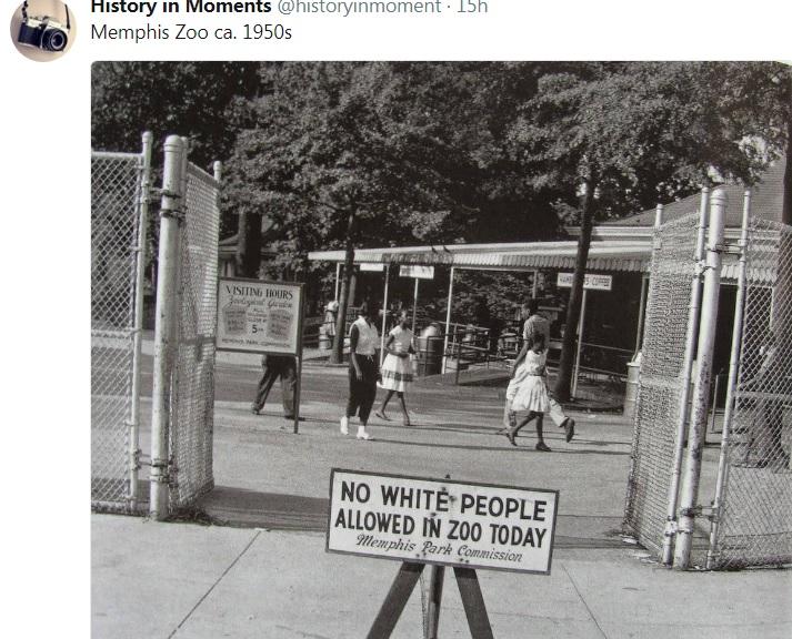 apartheid America