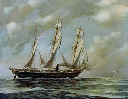 Alabama ship