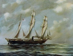 Alabama ship