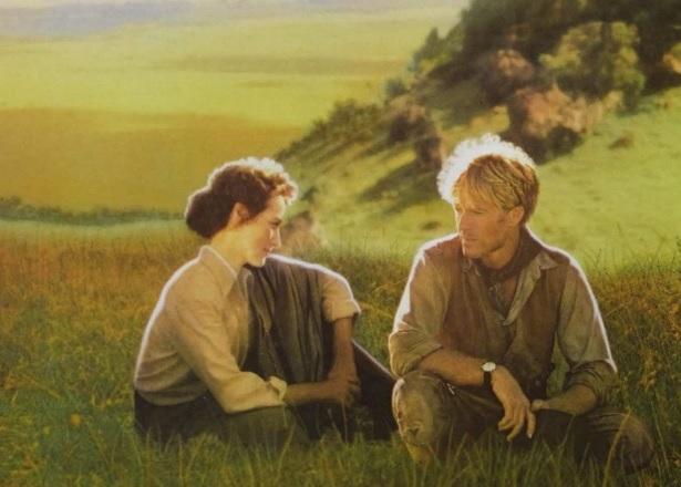 Meryl Streep Robert Redford